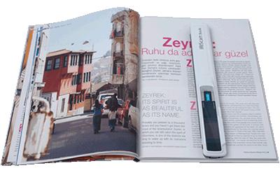 Valto_IRIScan Book 3 for magazines