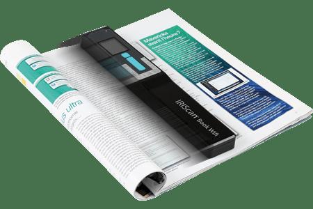Valto_IRIScan Book 5 for magazines