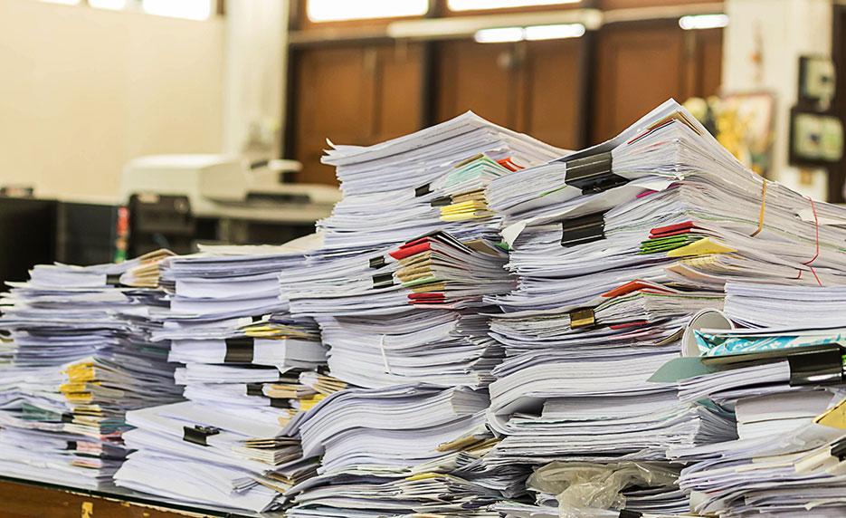 Valto_Inefficient Paper process